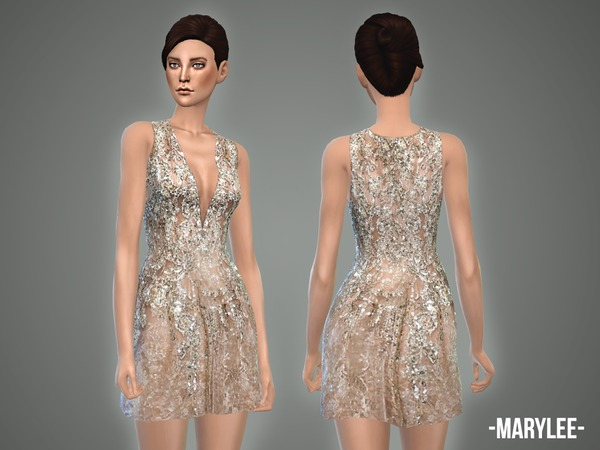 Marylee - dress by -April-