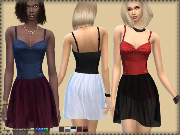 Dress Skirt & Transparent by bukovka