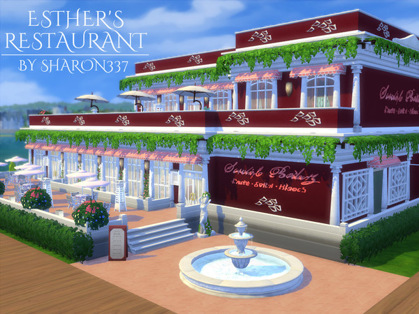 Esther's Restaurant by sharon337