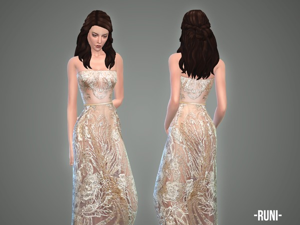 Runi - gown by -April-