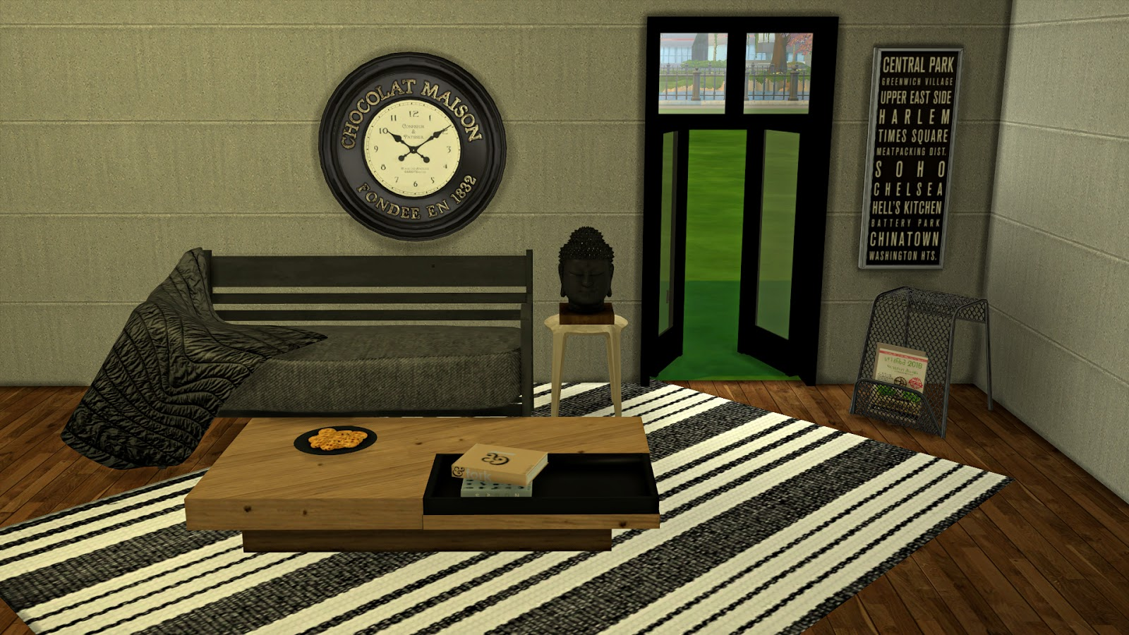 TS2 Living and Decor Conversions by Leo4Sims