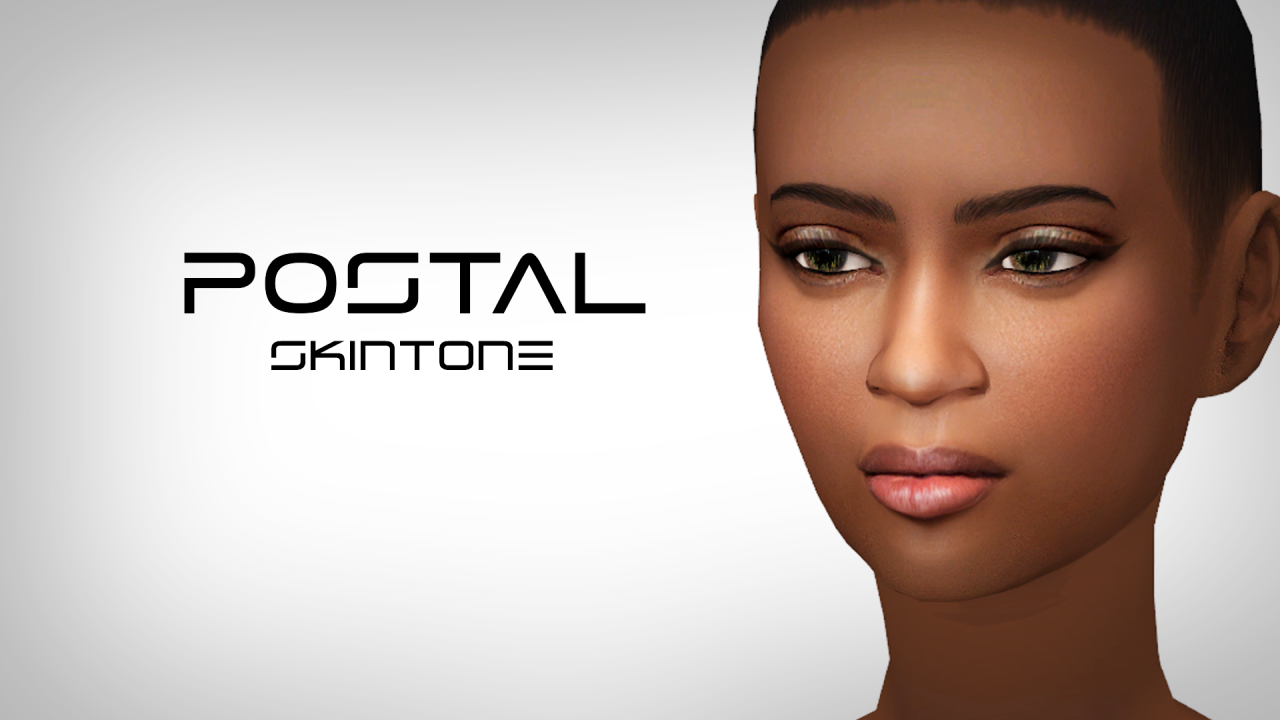 Postal Skin for Females by Golyhawhaw