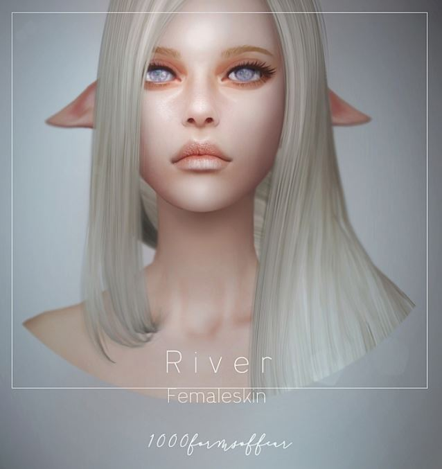 River Femaleskin by 1000-formsoffear