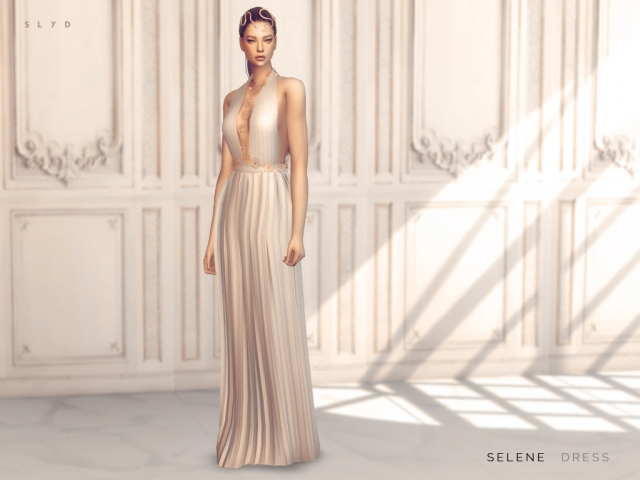 Selene Dress by Slyd