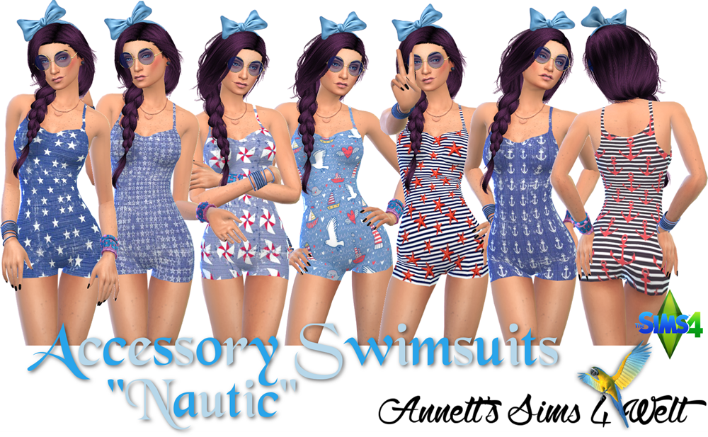Accessory Swimsuits for Females от Annett85