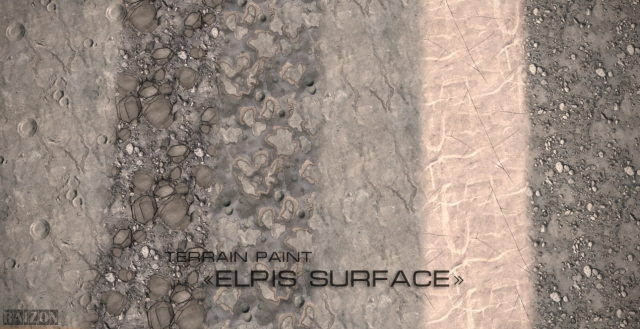Terrain Paint Elpis Surface by Raizon