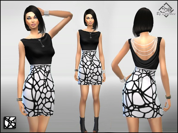 BeW Dress by Devirose