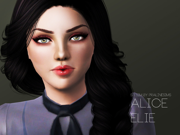 Alice Elie by Pralinesims