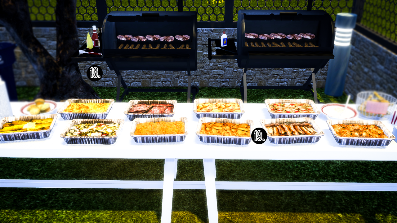 Ebonix & Blvck-Life-Simz Ultimate Cookout Kit by EbonixSimblr