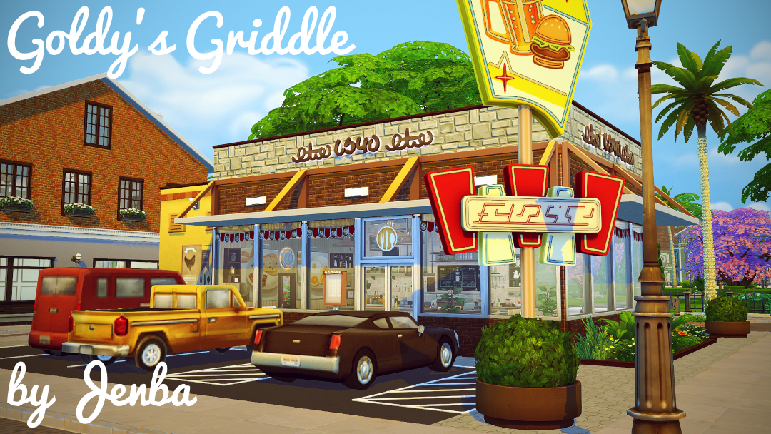 Goldy's Griddle - No CC by Jenba