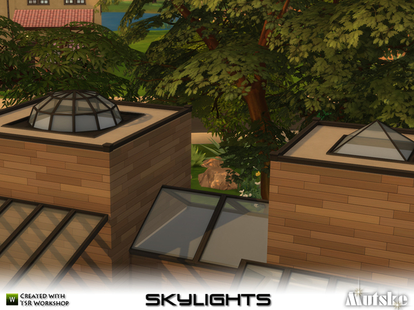 Skylights by mutske