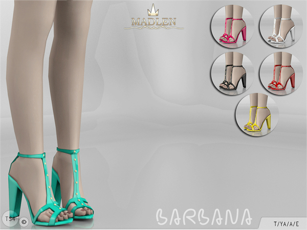 Madlen Barbana Shoes by MJ95