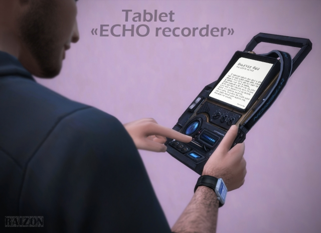 Functional ECHO recorder by Raizon