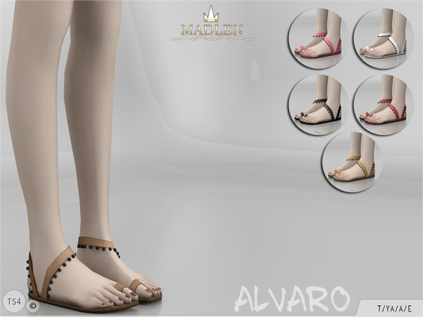 Madlen Alvaro Shoes by MJ95