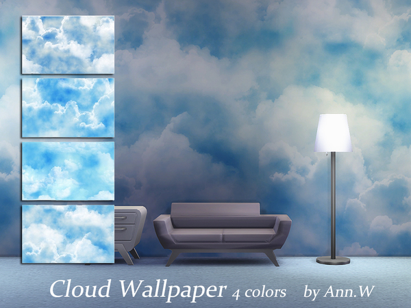 Cloud Wallpaper by annwang923