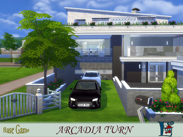 Arcadia Turn by evi