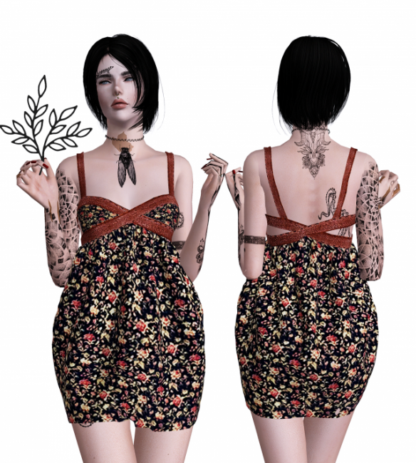 Sunny Maru Dress by WF