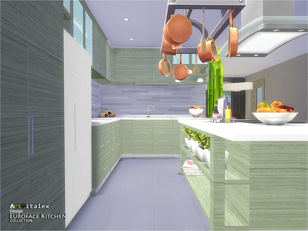 Euroface Kitchen by ArtVitalex