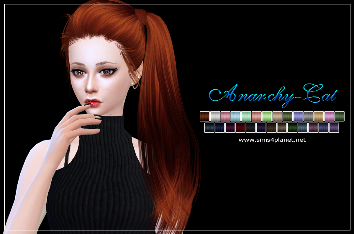 Butterflysims 164 Hairs by Anarchy-Cat