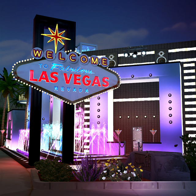 """Wecome to Las Vegas"" by DominationKid"
