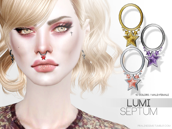 Lumi Septum by Pralinesims