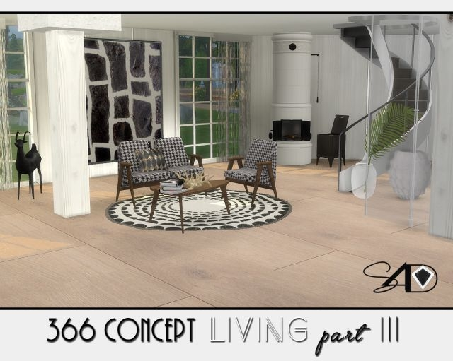366 Concept Living Part. III by Daer0n