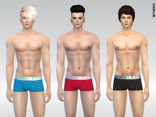 Essential Stripes Boxer Briefs by McLayneSimsI