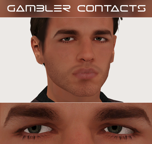 Contact Gambler by golyhawhaw