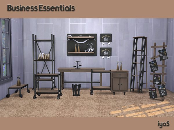 Business Essentials by soloriya