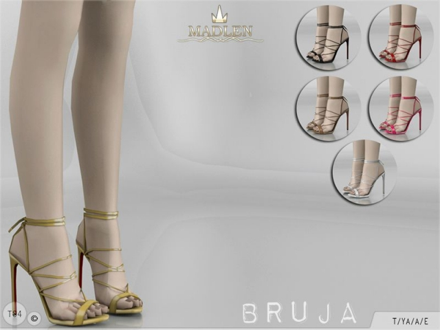 Madlen Bruja Shoes by MJ95