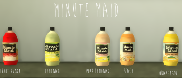 2 Liter Minute Maid Drinks by Yourdorkbrains