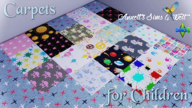Carpets for Children by Annett85