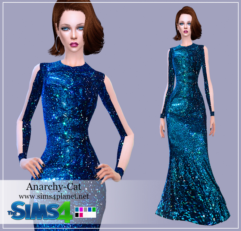 Beyonce Dress 2014 by Anarchy-Cat