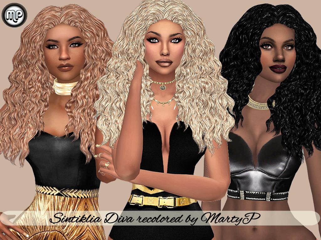 Diva Sintiklia_Recolored (Need Mesh) by MartyP
