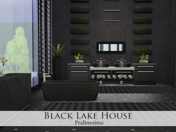 Black Lake House by Pralinesims