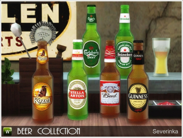 Beer collection by Severinka