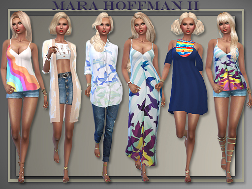 Mara Hoffman II Summer Casuals by All About Style