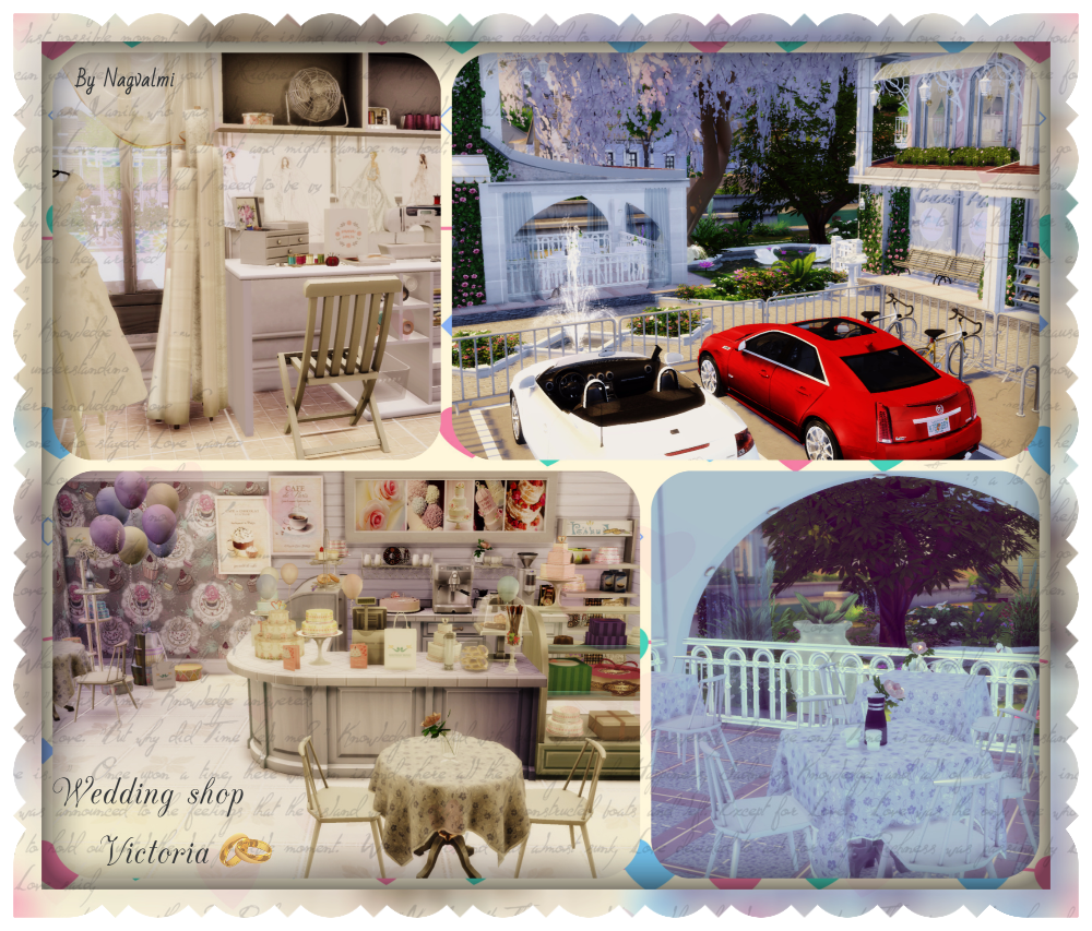 Wedding shop Victoria by Nagvalmi