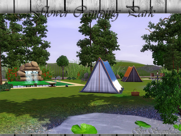 Flower Camping Park by srgmls23