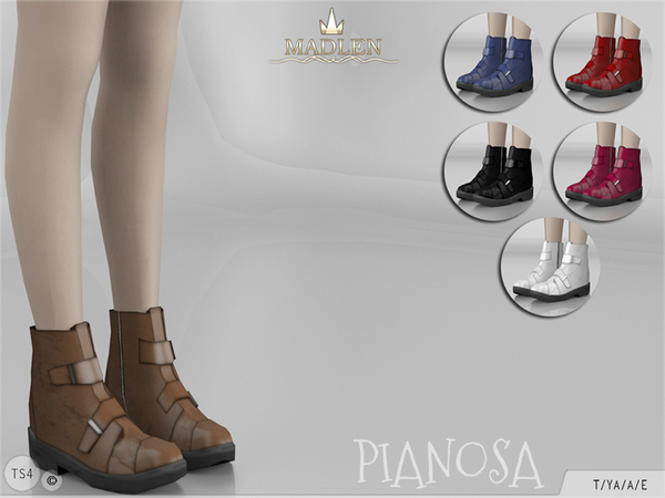 Madlen Pianosa Boots by MJ95