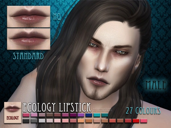 Ecology Lipstick - MALE by RemusSirion