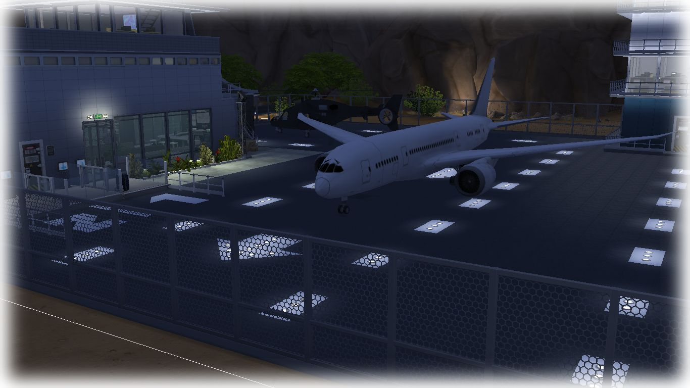 Airport Oasis Springs by Nagvalmi