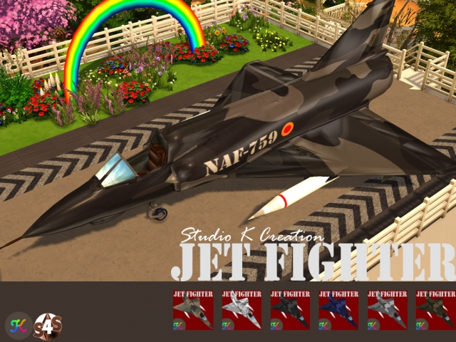 Jet Fighter by Karzalee