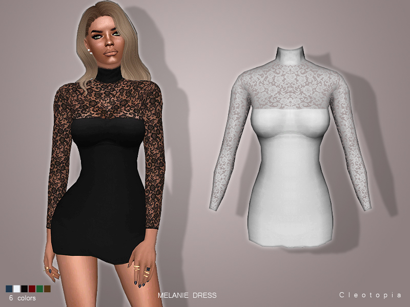 Melanie Dress by Cleotopia