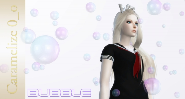 Bubble by Caramelize