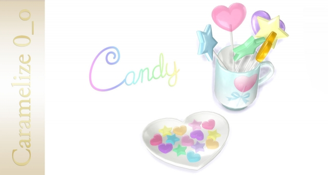 Candy by Caramelize