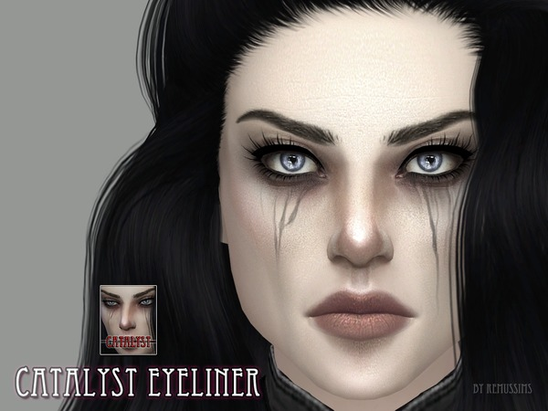 Catalyst Eyeliner by RemusSirion