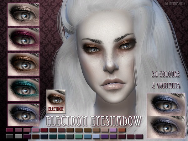 Electron eyeshadow by RemusSirion