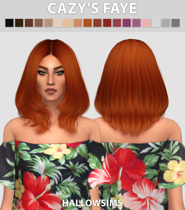 Cazys Faye by Hallow Sims