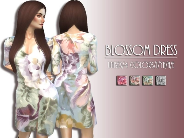 Blossom Dress by Catus